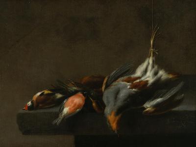 Still Life of Dead Birds, C.1660-Jan Vonck-Giclee Print