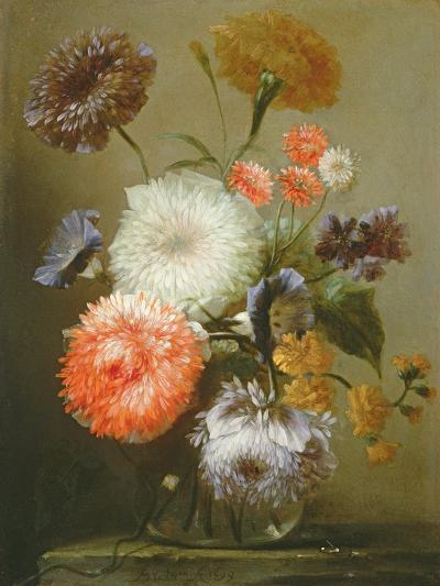 Still Life of Flowers, 1699-Franz Werner Tamm-Giclee Print
