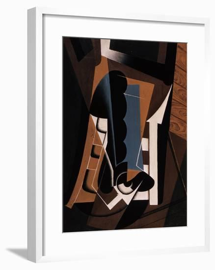 Still Life on a Chair-Juan Gris-Framed Giclee Print