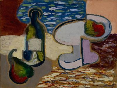 Still Life with a Pear, 1927--Giclee Print