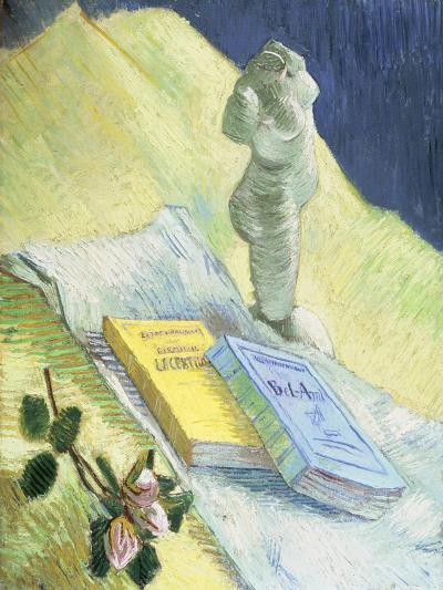 Still Life with a Plaster Statue, 1887-Vincent van Gogh-Giclee Print