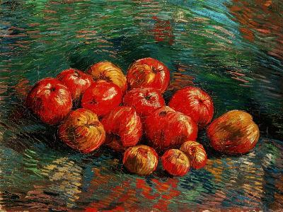 Still Life With Apples, 1887-1888-Vincent van Gogh-Giclee Print