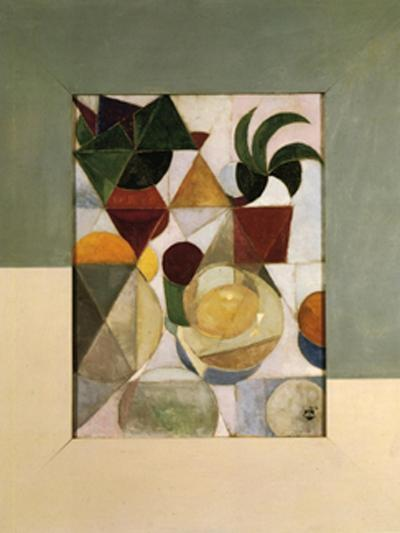 Still Life with Apples, 1916-Theo Van Doesburg-Giclee Print