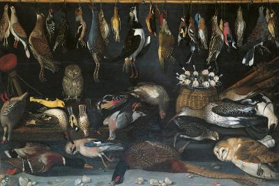 Still Life with Birds-Master of Hartford-Giclee Print