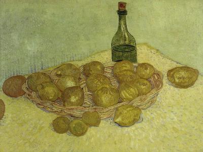 Still-Life with Bottle, Lemons and Oranges, 1888-Vincent van Gogh-Giclee Print