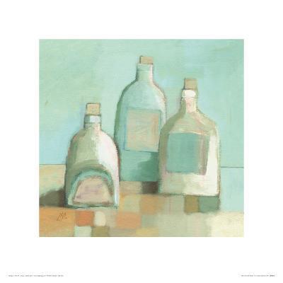 Still Life with Bottles I-Derek Melville-Giclee Print