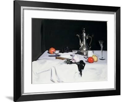 Still Life with Coffee Pot, c.1905-Samuel John Peploe-Framed Giclee Print