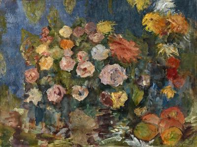 Still Life with Flowers and Fruit, 1907-Nikolai Nikolayevich Sapunov-Giclee Print