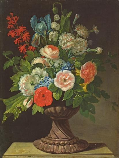 Still Life with Flowers-Jens Juel-Giclee Print