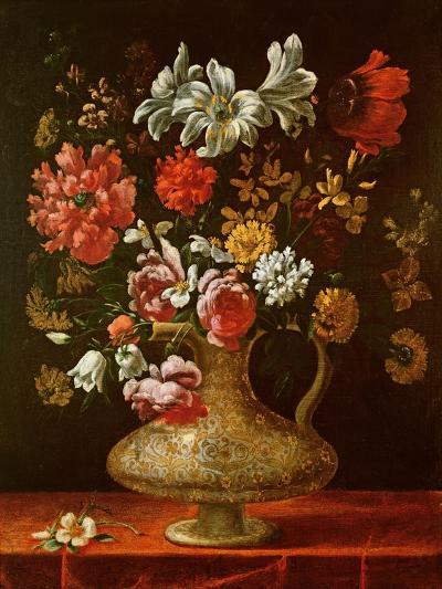 Still Life with Flowers-Thomas Hiepes-Giclee Print