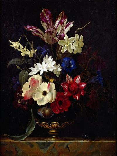 Still Life with Flowers-Willem van Aelst-Giclee Print