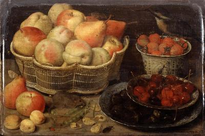 Still Life with Fruit, Late 16th-Early 17th Century-Georg Flegel-Giclee Print