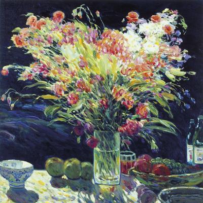 Still Life with Fruits-Malva-Giclee Print