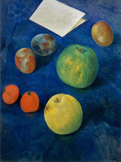 Still Life with Fruits-Kosjma Ssergej Petroff-Wodkin-Giclee Print