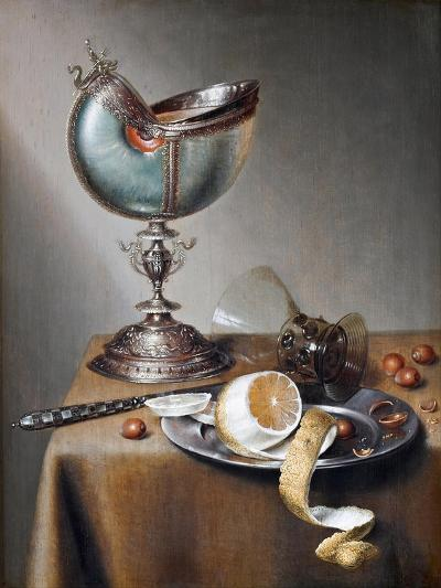 Still-Life with Nautilus Cup-Marten Boelema de Stomme-Giclee Print