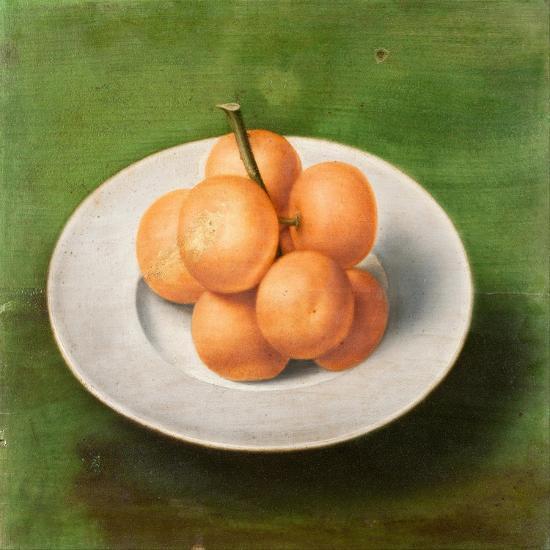 Still Life with Oranges, 1640-Unknown Artist-Giclee Print