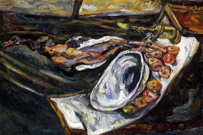 Still Life with Pheasant, Nature Morte au Faisan, 1918-Chaim Soutine-Giclee Print