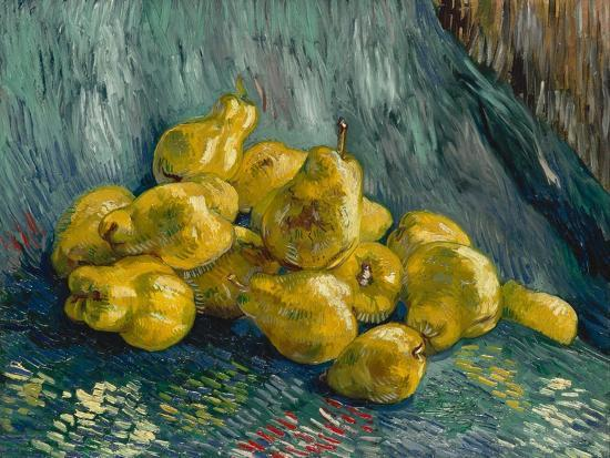 Still Life with Quinces, 1887-1888-Vincent van Gogh-Giclee Print