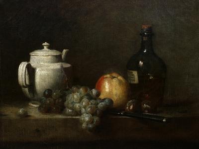 Still-Life-Jean-Baptiste Simeon Chardin-Giclee Print