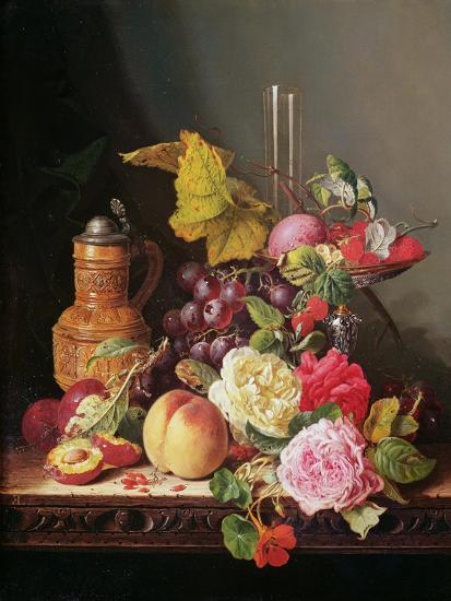 Still Life-Edward Ladell-Giclee Print