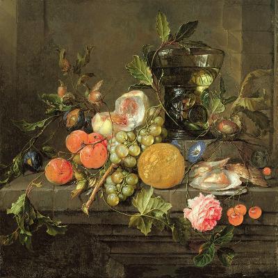 Still Life-Cornelis De Heem-Giclee Print