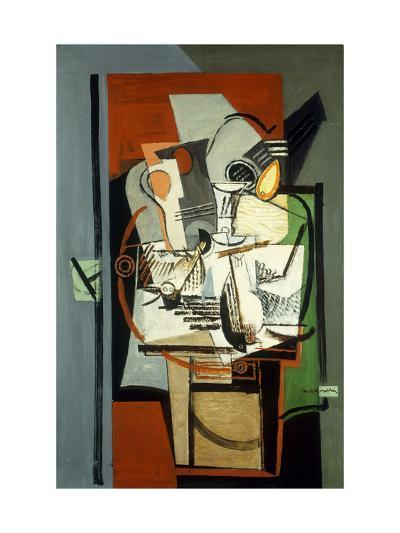 Still Life-Louis Marcoussis-Giclee Print