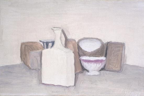 Still Life-Morandi Giorgio-Giclee Print