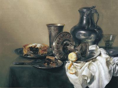 Still Life-Willem Claesz^ Heda-Giclee Print