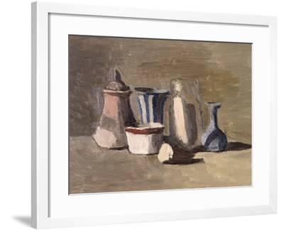 Still Life-Giorgio Morandi-Framed Giclee Print