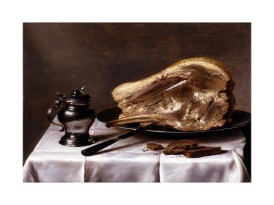 Still Life-Pieter Claesz-Giclee Print