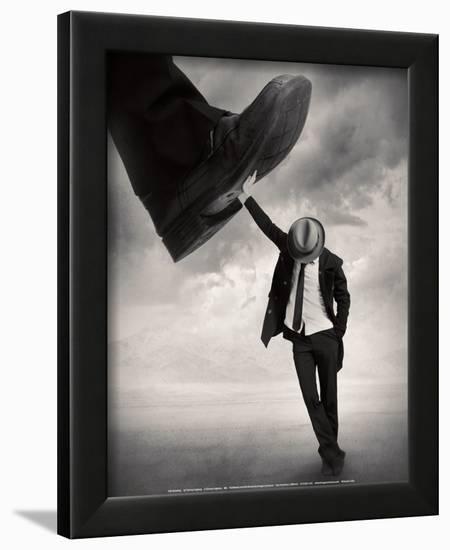 Still Standing-Tommy Ingberg-Framed Art Print
