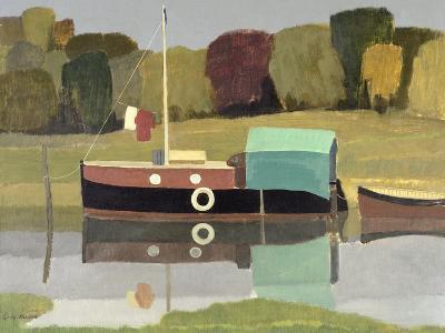Still Water-Eric Hains-Giclee Print