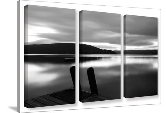 Still Waters 3 Piece Gallery Wred Canvas Set By Steve Ainsworth Art