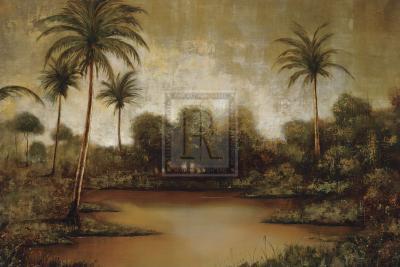 Still Waters I-Albert Williams-Art Print