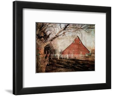 Still Working-Ramona Murdock-Framed Photographic Print
