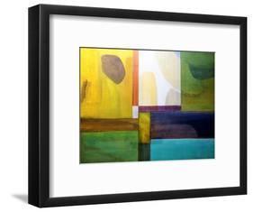 Stillness-Hyunah Kim-Framed Art Print