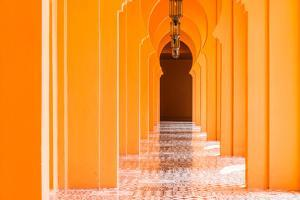 Architecture Morocco Style - Vintage Effect Pictures by Stockforlife