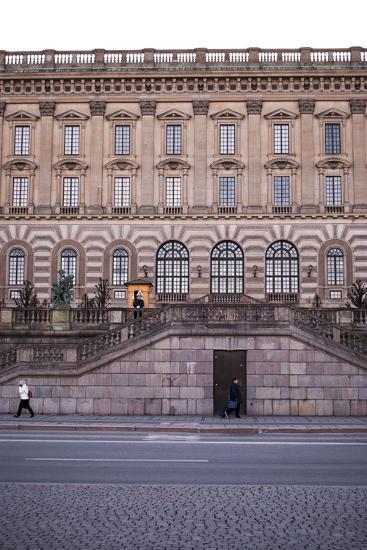 Stockholm Palace-Frina-Photographic Print