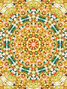 Psychedelic Pattern by StockPhotosArt