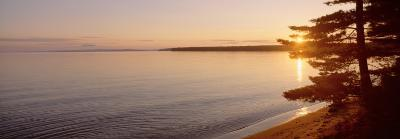Stockton Island, Lake Superior, Wisconsin, USA--Photographic Print