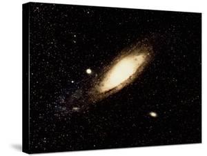 Andromeda Galaxy by Stocktrek
