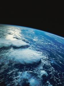 Earth from Space by Stocktrek