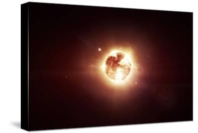 A Dying Star Which Will Soon Give New Beginning to a Black Hole