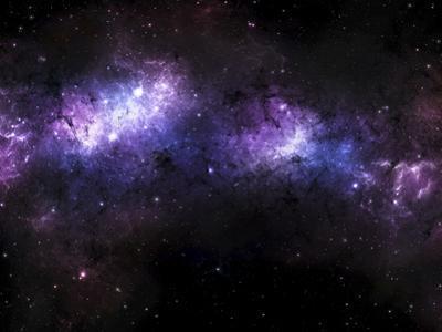 A Massive Nebula Covers a Huge Region of Space