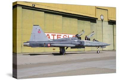 A Turkish Air Force F-5B-2000 Freedom Fighter