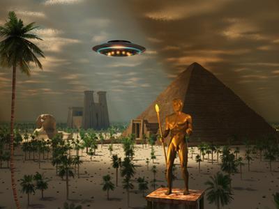 Ancient Civilization by Stocktrek Images