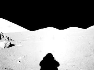 Apollo 17 Assembled Panorama by Stocktrek Images