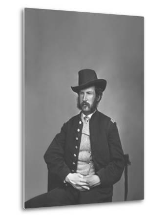 Captain Edward P. Doherty Portrait, Circa 1861-1865