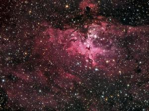 Eagle Nebula by Stocktrek Images