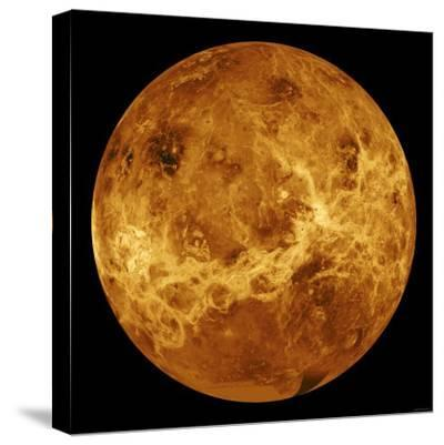 Global View of the Surface of Venus